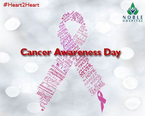 Today as we celebrate World Cancer Awareness Day! Join Us to fight the cause!