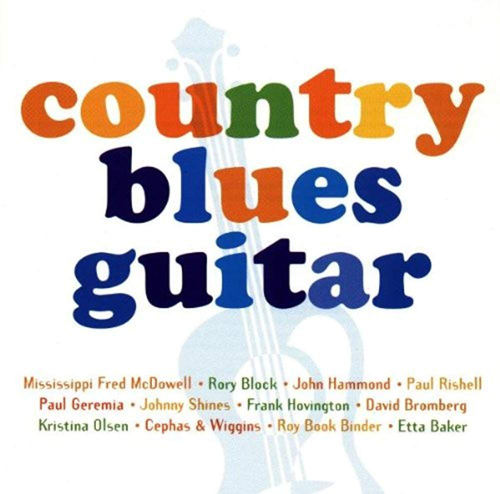 Read Now The Country Blues Guitar Book, And Available To