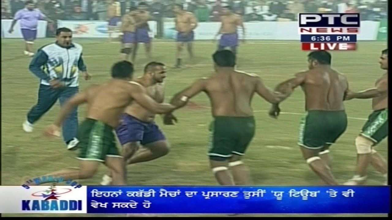 India Vs Pakistan Men S Final 5th World Cup Kabaddi Punjab 2014 India Vs Pakistan World Cup Men