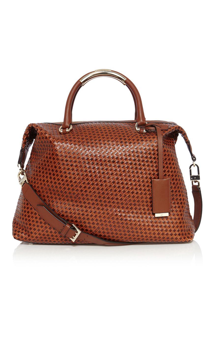 Woven Redchurch Tote Bag Luxury Women