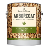 Arborcoat Solid Deck and Siding Stain