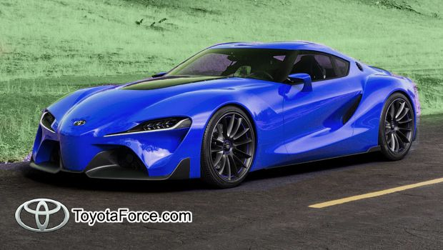 new car release for 20142016 Toyota FT1 Release Date and Price  New Cars for 2014 and