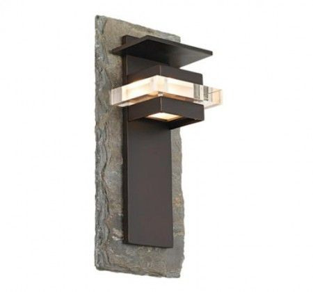 Modern Outdoor Lighting by Franklin Iron WorksOutdoor Wall