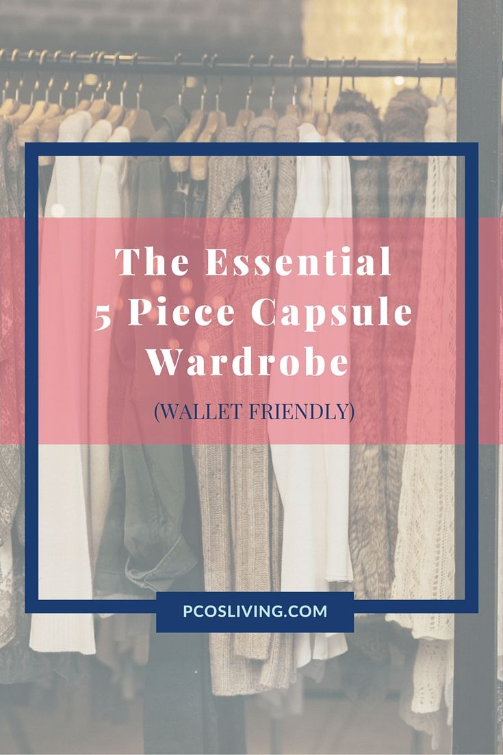 These Are the 7 Pieces You Need for a Summer Capsule Wardrobe