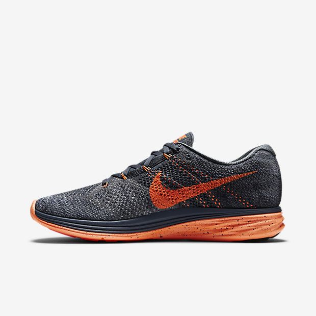 My new running sneakers. Nike Flyknit Lunar 3's | Gym Swag