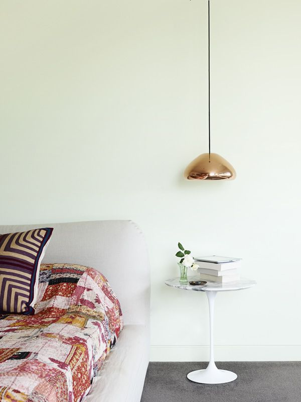 James and imogen tutton and family design files filing and tom dixon pendant ideas for our bedroom aloadofball Choice Image