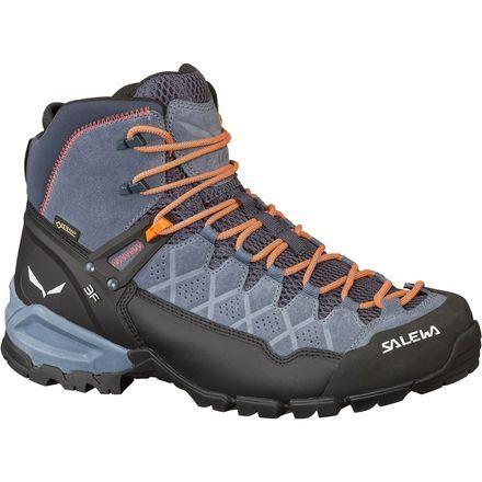 Photo of Salewa Alp Trainer Mid GTX Hiking Boot – Men's