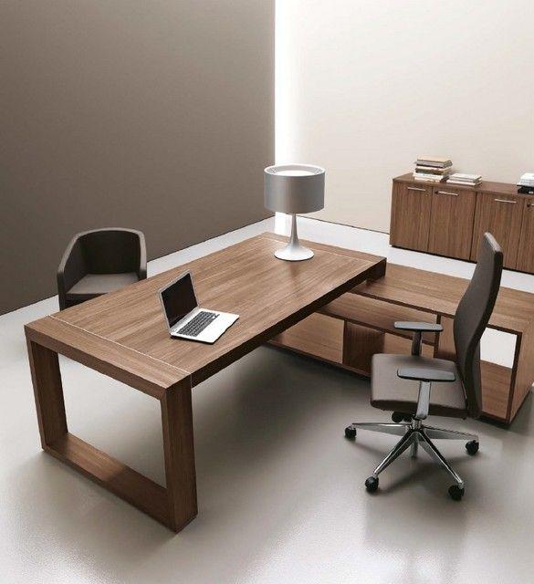 Executive desk Mito Collection by MDD design Simone Bernocchi