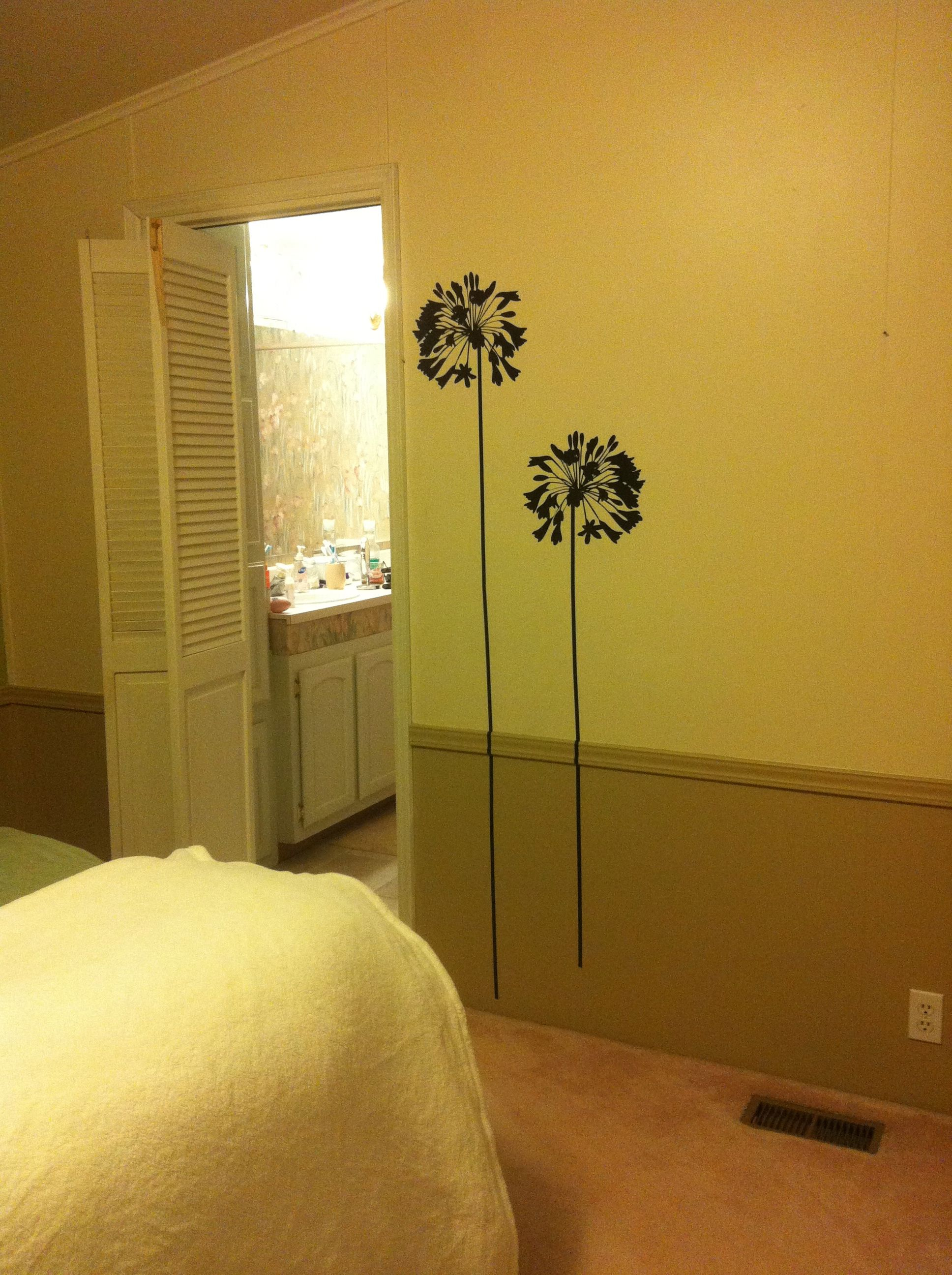 cool wall decals from HomeGoods.   For the Home   Pinterest   Wall ...