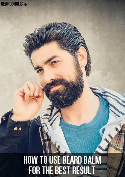 How To Use Beard Balm For The Best Result - Beardoholic ...