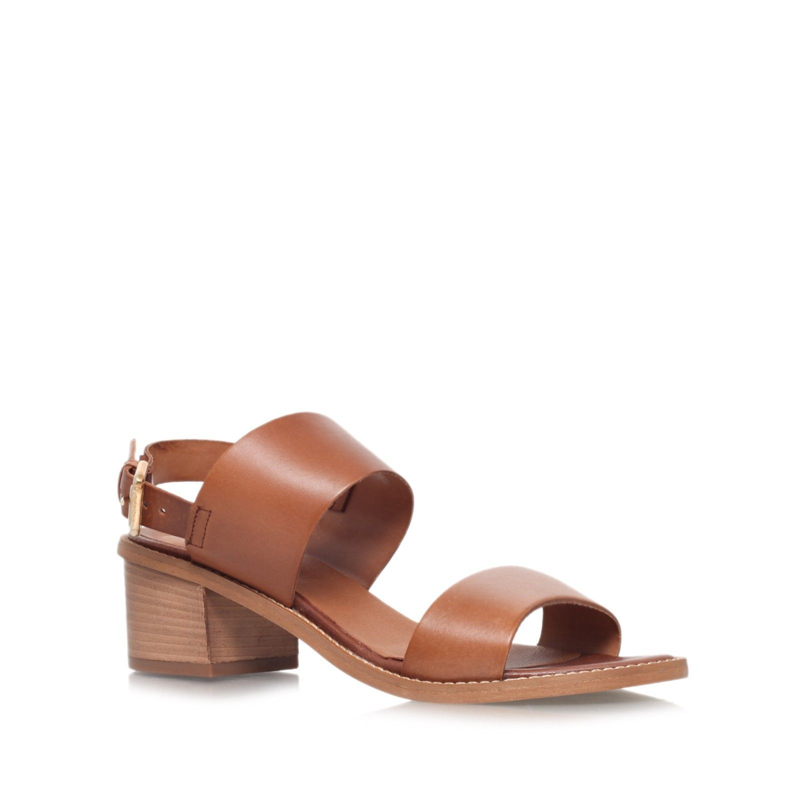 00c1fde53cc kimberly tan mid heel sandals from Carvela Kurt Geiger  SandalsHeels ...