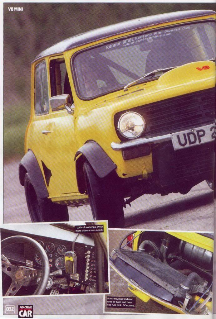 Transverse engine Rover V8 Mini  | MINI | Classic mini, Mini