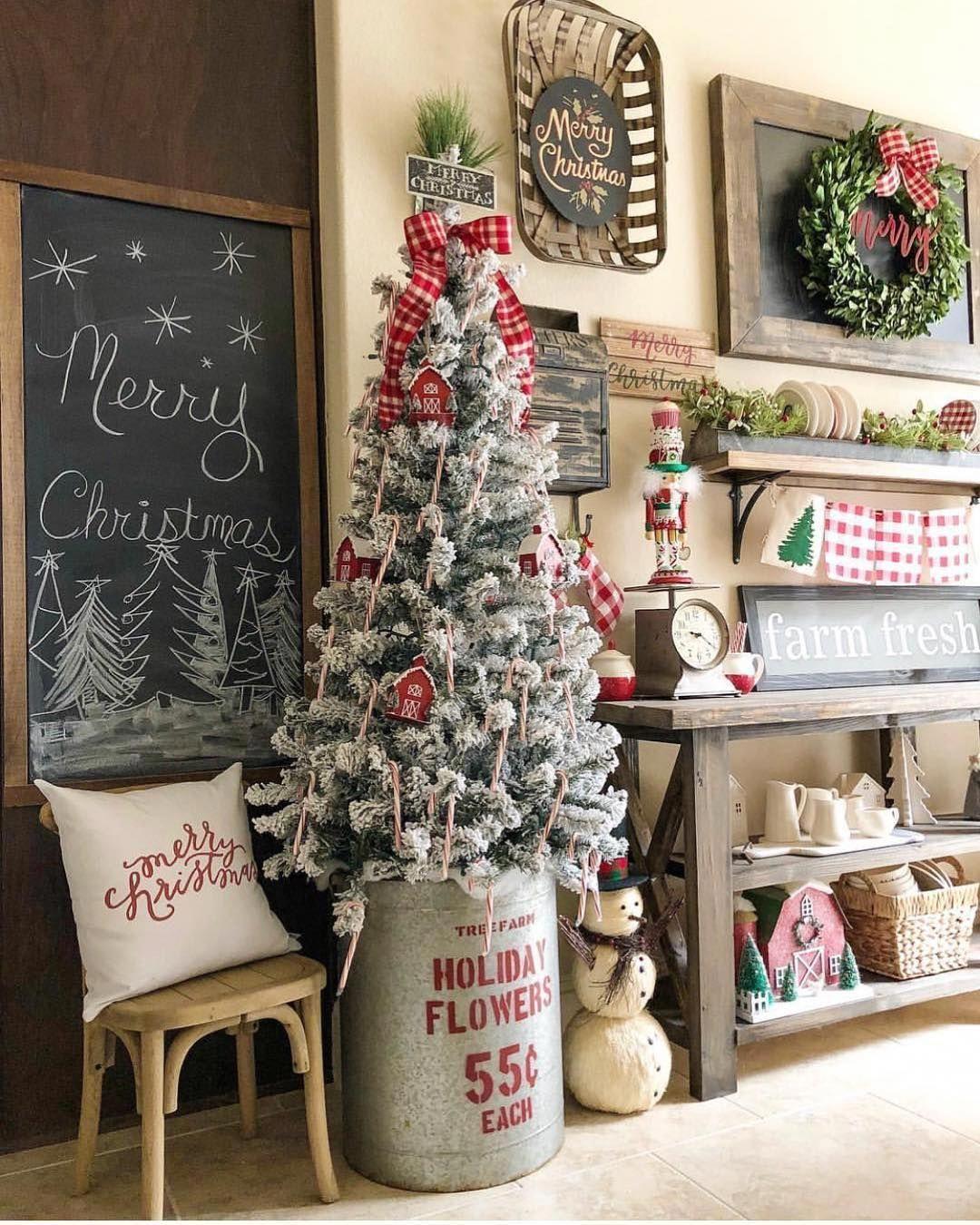 Decoraciones De Navidad Para El Hogar