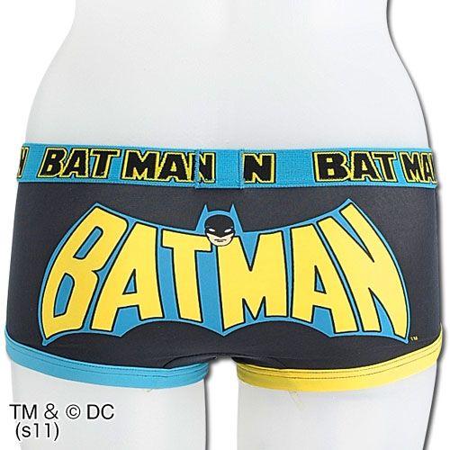 Superhero panties, can never have enough!