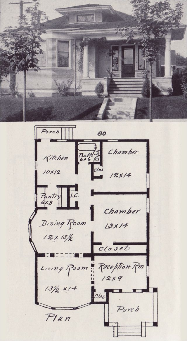 1908 BUNGALOWS BY V W VOORHEES OF SEATTLE Bungalows Pinterest - fresh blueprint builders seattle