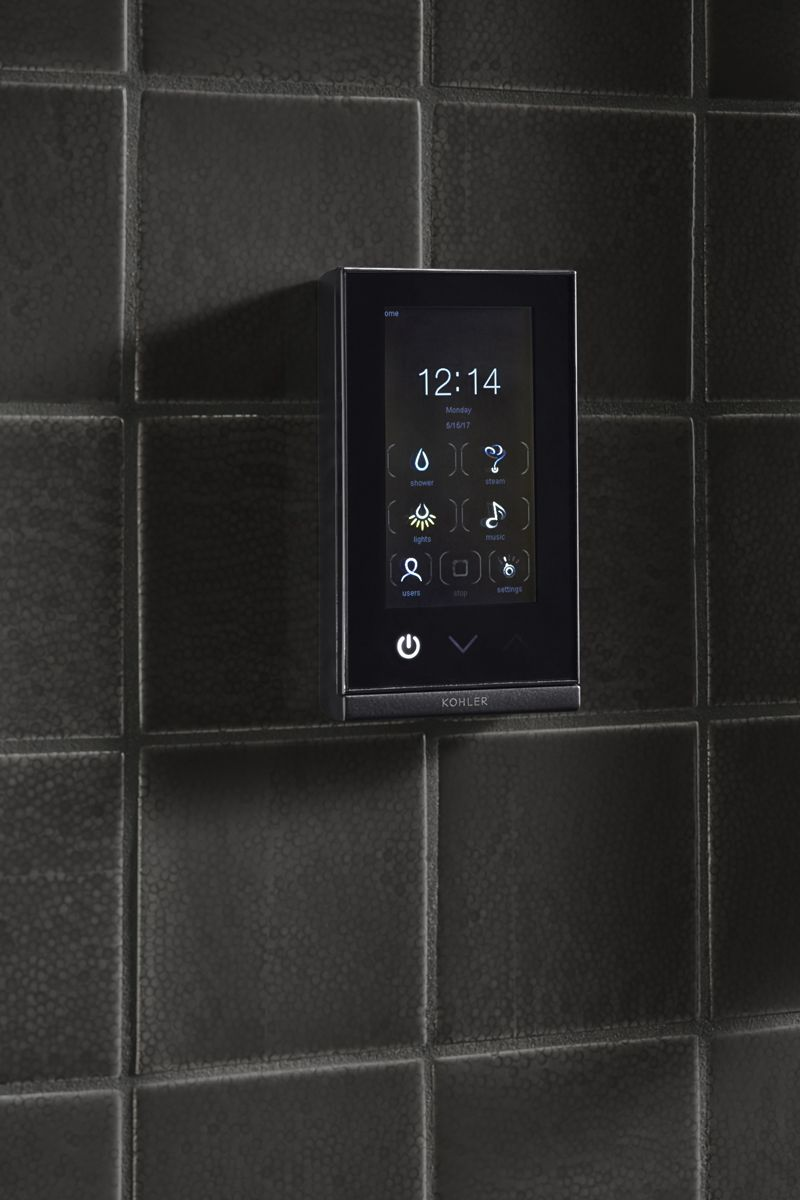 Midnight Canopy Bathroom Digital Showers Kohler Shower Controls