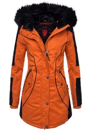 Designer Damen Winter Parka Warme Winterjacke Mantel Jacke Lange Designer Winter Jacke Aus Baumwolle Mit Auffalligen Kuns In 2020 Warme Winterjacke Winterjacken Jacken