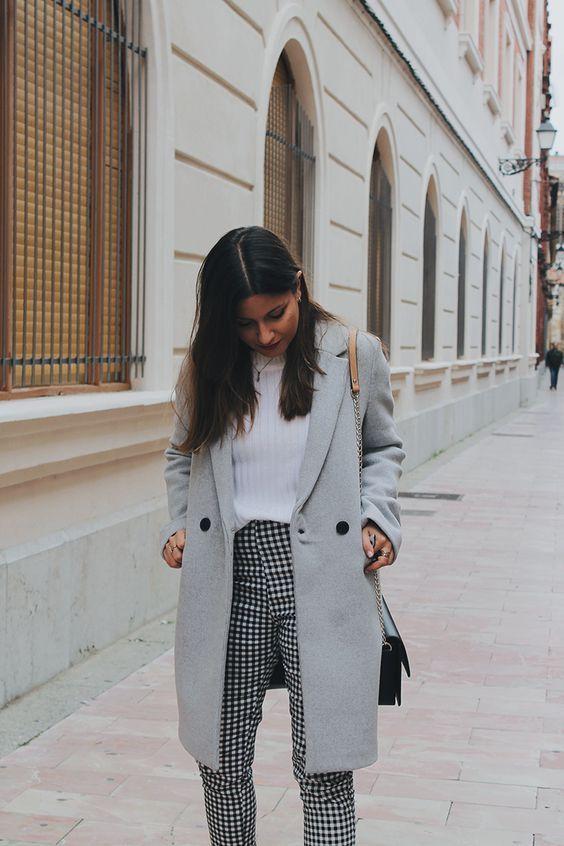 10 Outfits cómodos de otoño para ir a la oficina – Mujer de 10