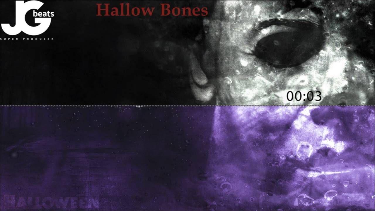 Dark Halloween Hip Hop Instrumental | Horror Deep Rap type