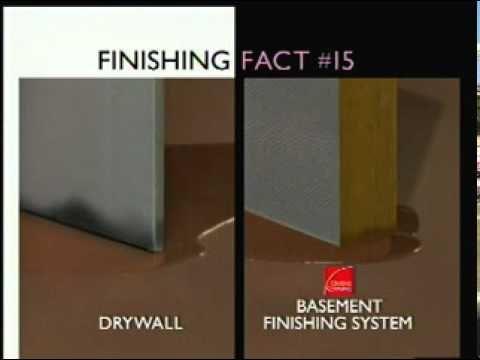 Owens Corning Basement Panels owens corning basement finishing system finishing fact #15