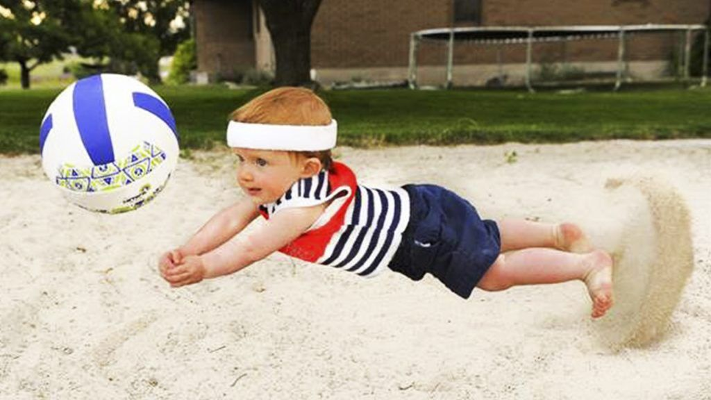 Funny Meme Gallery : Very funny volleyball videos best fail compilation