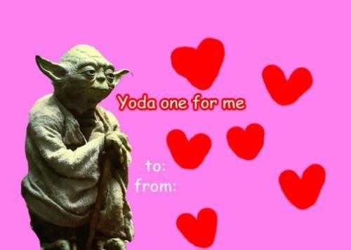 21 Spicy Star Wars Valentine S Cards To Give To Your Imaginary So Funny Valentines Cards Funny Valentines Cards For Friends Funny Valentine Memes