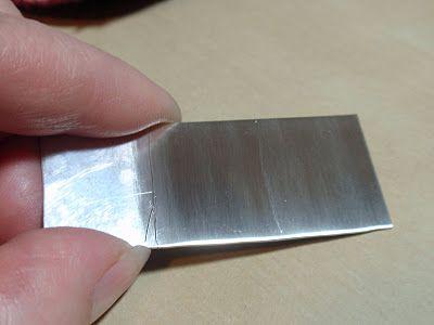 metal polishing tutorial