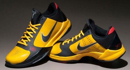 reputable site 3cf8f afd9a Nike Zoom Kobe V