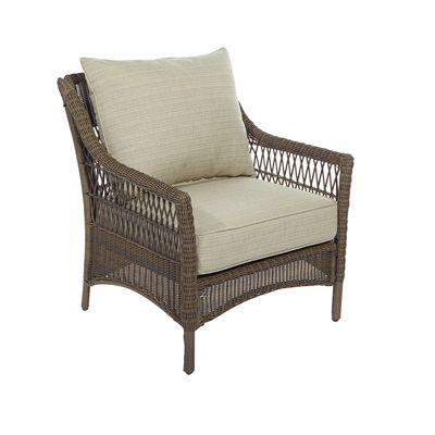 Fantastic Allen Roth Outdoor Conversation Chair Lg 7206 L Claremont Creativecarmelina Interior Chair Design Creativecarmelinacom