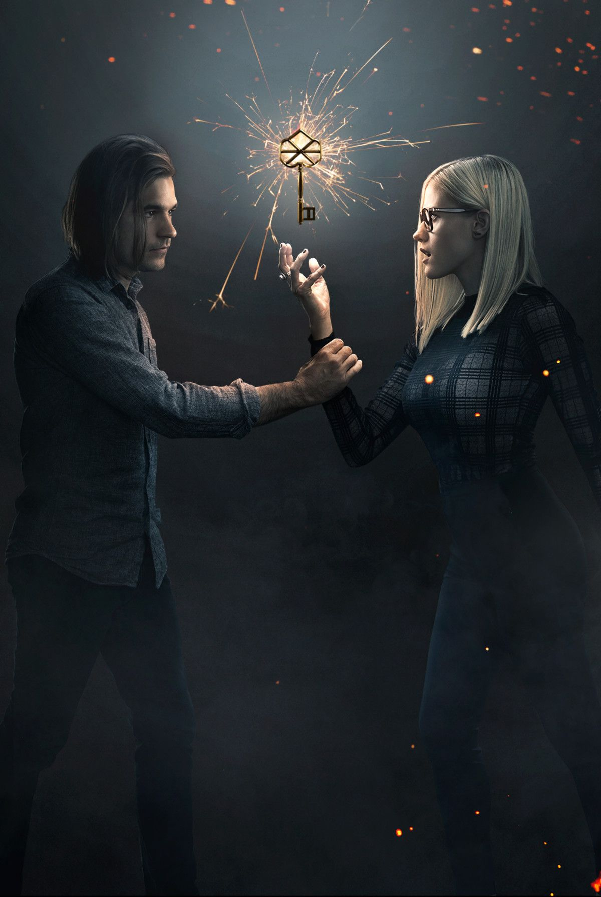 Do You Love Magic Is It In Your Soul The Magicians Syfy The Magicians Wattpad Book Covers