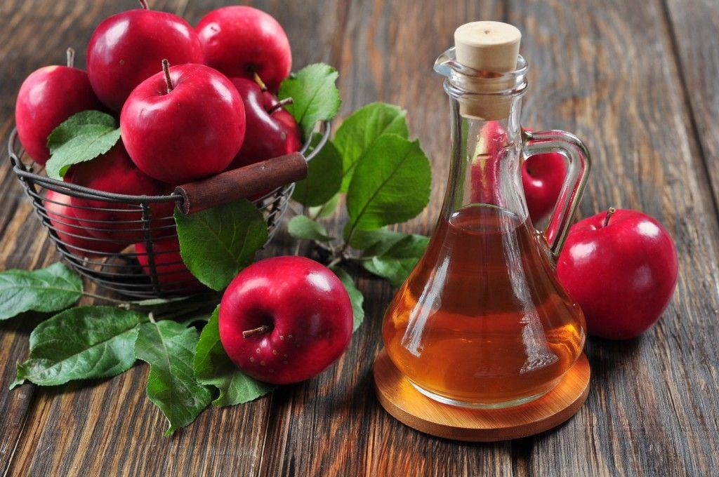 الفوائد الجمالية لخل التفاح