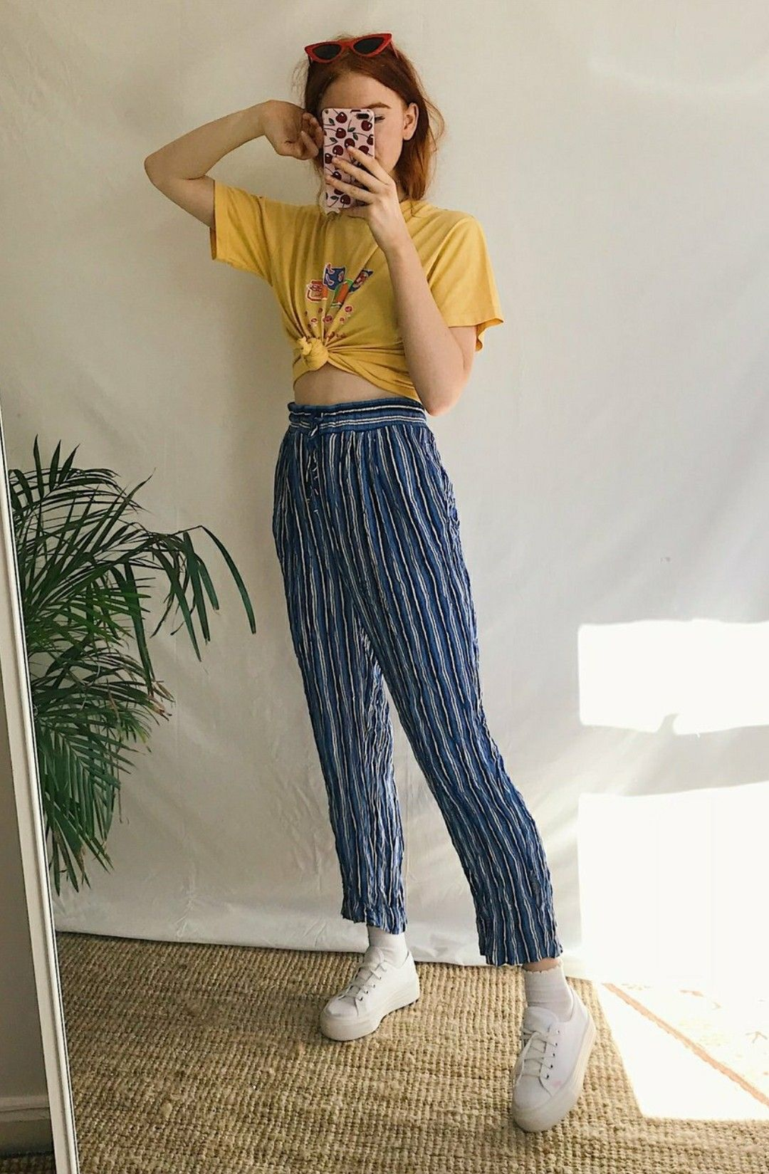 Pinterest Sadwhore Retro Outfits Casual Summer Outfits Fashion