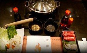 Groupon - Shabu-Shabu Cuisine at Ka Shabu (Half Off). Two Options Available. in Huntington Beach. Groupon deal price: $15.00