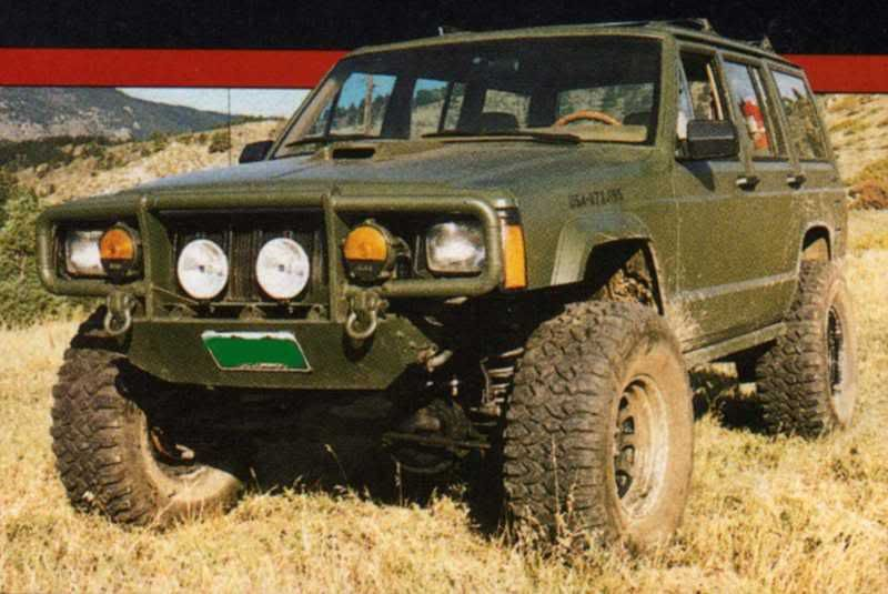 xj to make it more like a military style page 3 jeepforum Special Edition Jeep Cherokee XJ xj to make it more like a military style page 3 jeepforum