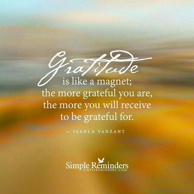 Gratitude Simple Reminders Simple reminders, Gratitude
