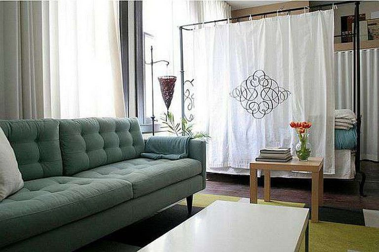 20 Wonderful Bed Curtain Ideas You Will Love Bedroom
