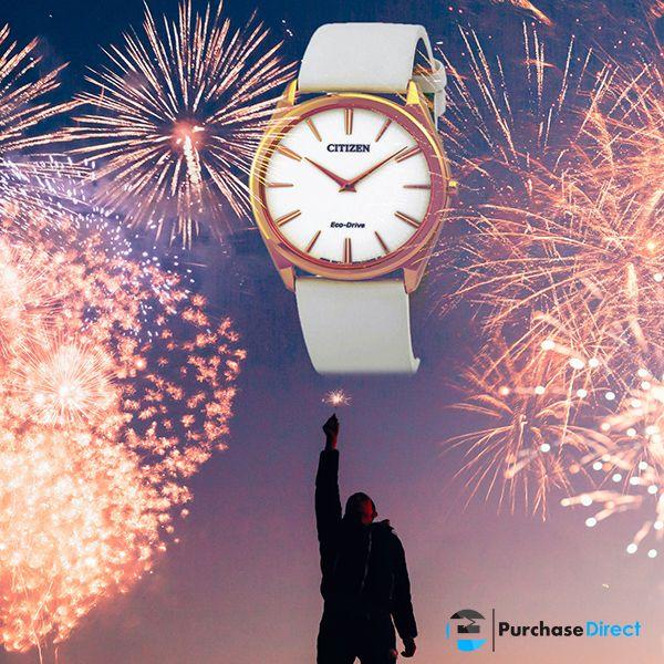 Citizen AR3072-09A Women's Stiletto White Eco-Drive Watch   #watches #mensfashion #menswatches #womenswatches #womensfashion #fashionwatches #fashion #quartzwatches #automaticwatches #chronograph #chronographwatches #stunning #luxury #luxurywatches #timepieces #sale #gifts #giftsforher #giftsforhim #citizen #citizenwatches #thursday