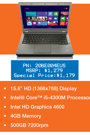 The Lenovo ThinkPad T540p is the ultimate enterprise