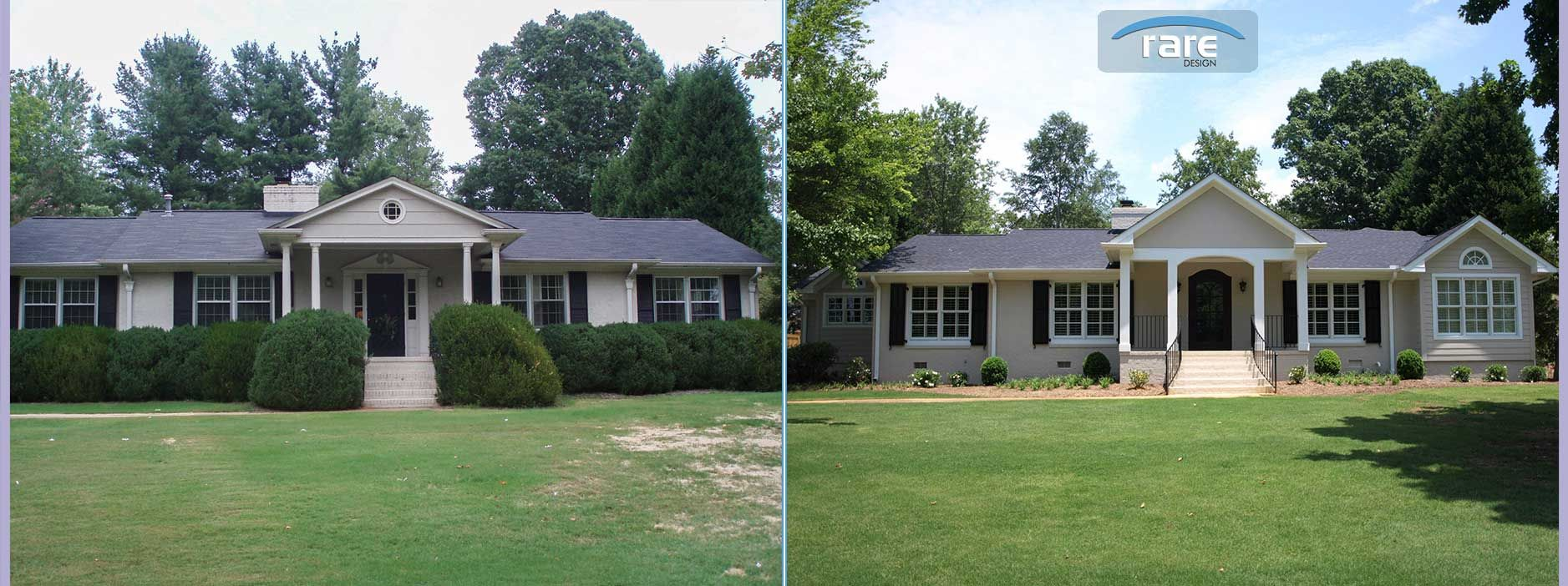 Remodeled Ranch Homes Before And After