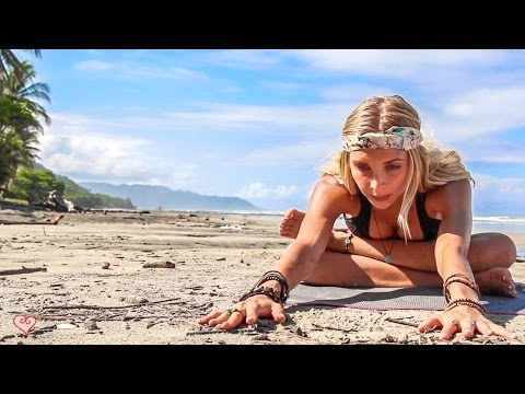 yin yoga fusion for flexibility  boho beautiful in 2020