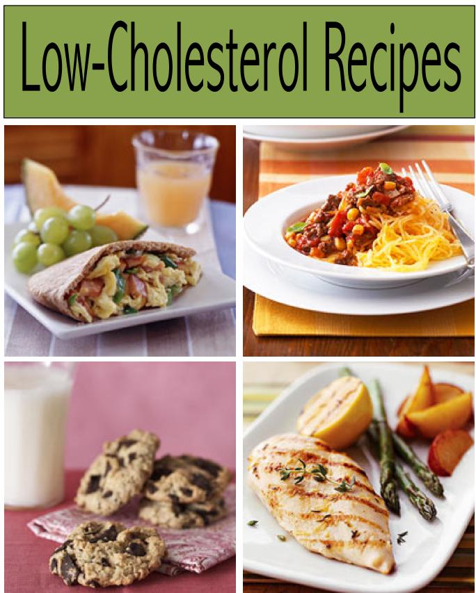 The Top 10 LowCholesterol Recipes Low cholesterol