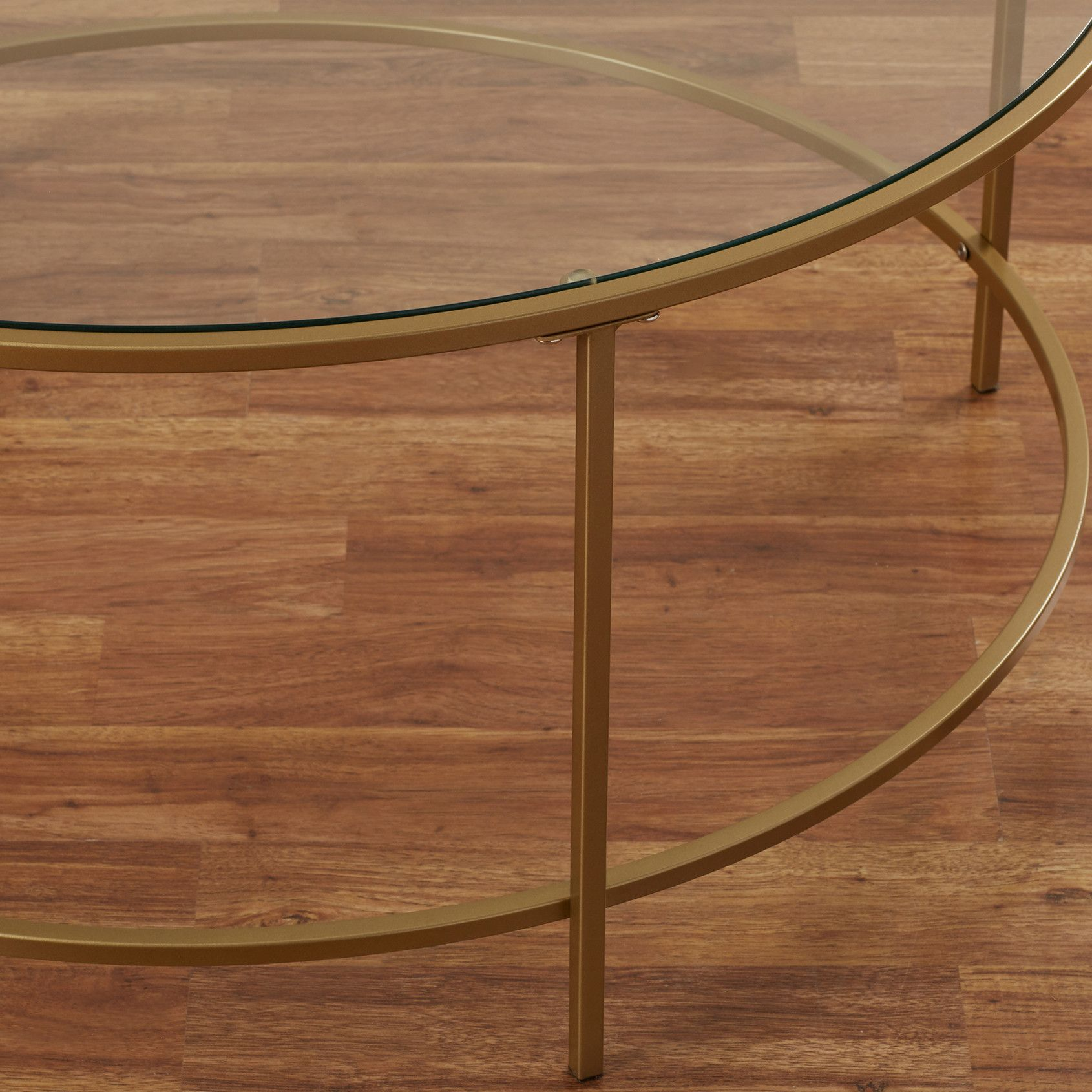 House of Hampton Alsager Coffee Table Living Room