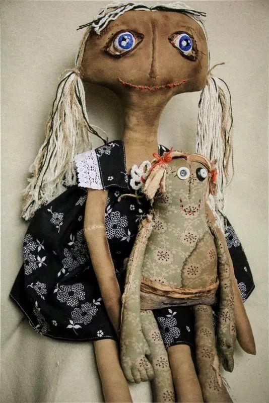 себя куклы примитивы фото для
