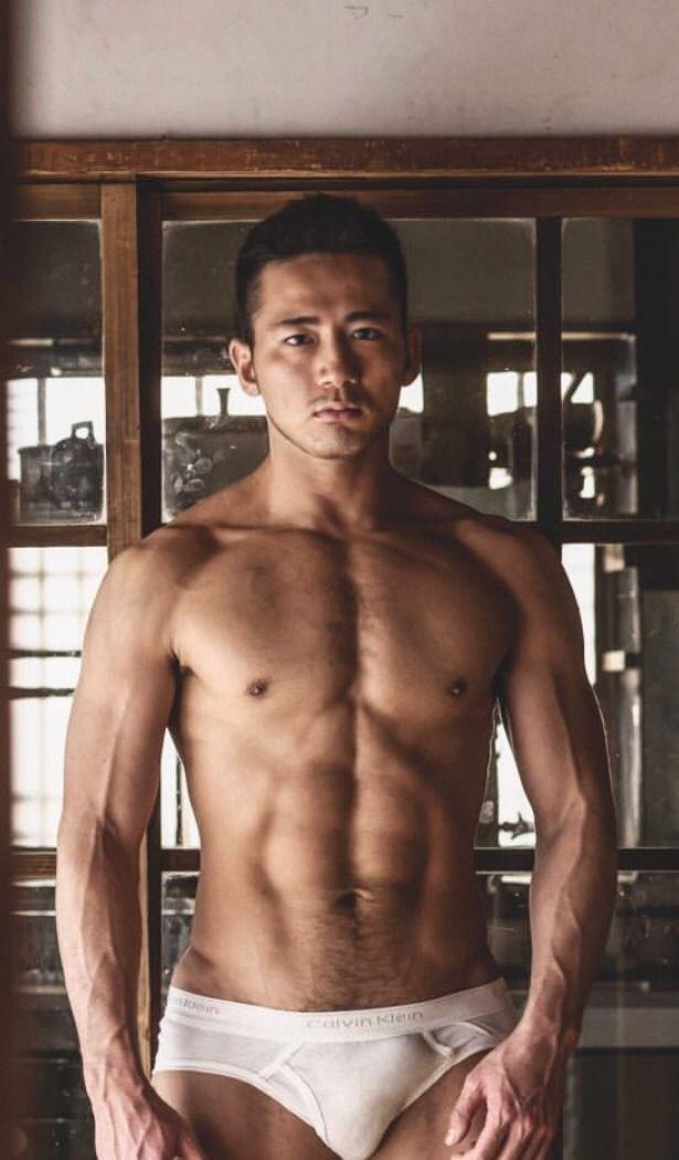 Asian male fetish