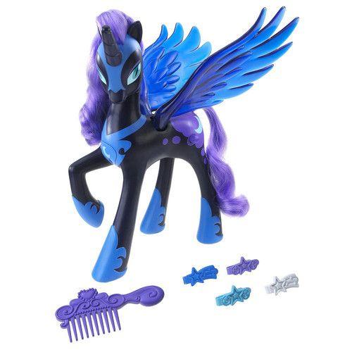 My Little Mein Kleines Pony G4 G5 Nightmare Moon Princess Luna Tru Excl Mib Ovp My Little Pony Party Little Pony My Little Pony