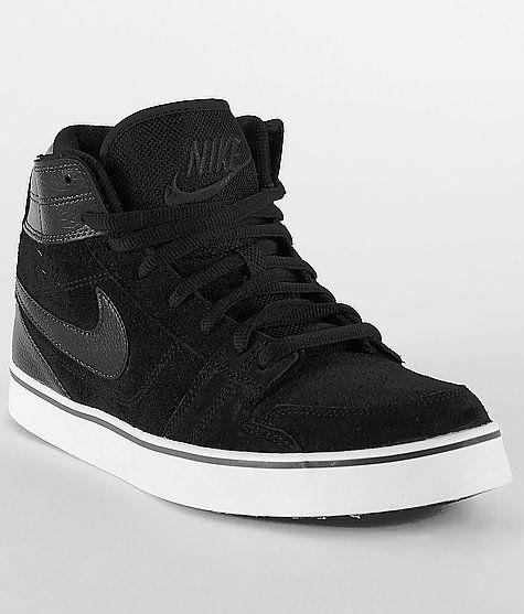 Nike Ruckus Mid Shoe - Men's Shoes in Black Anthra