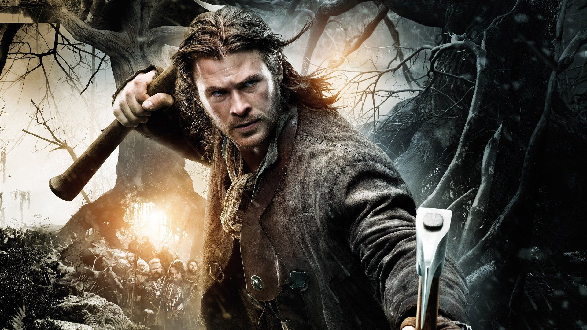 Screened Out The Huntsman Winter's War Huntsman movie