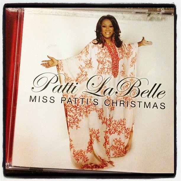 Patti Labelle This Christmas.Miss Patti S Christmas Patti Labelle My Christmas Cd