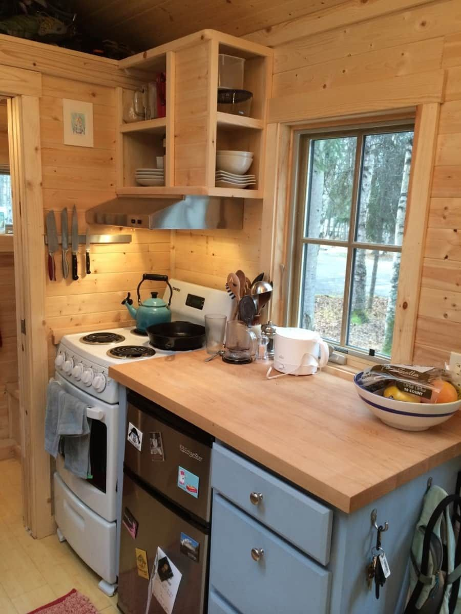Used Tumbleweed Tiny House for Sale - Tiny House for Sale in