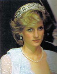 Gowns & Tiaras - Princess Diana Remembered